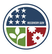 Logo of American Recovery and Reinvestment Act